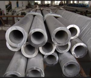 Factory Price 201 304 304L 316 316L Stainless Steel Pipe/Tube (Quality Assurance