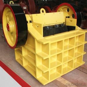 Superior Choosing wearing resistance material-Jaw Crusher