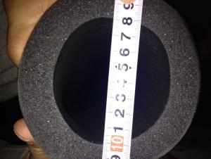 Rubber Plastic Tube Rubber Pipe for Chilled Water Pipe