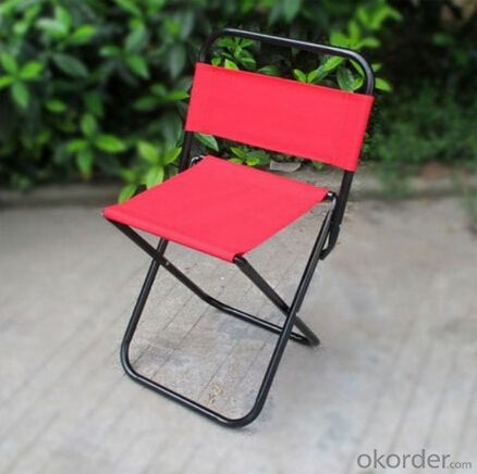 Portable Camping Stool Easy to Take and Open