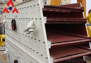 Vibrating Screen-For Stone Aggregates and Ores