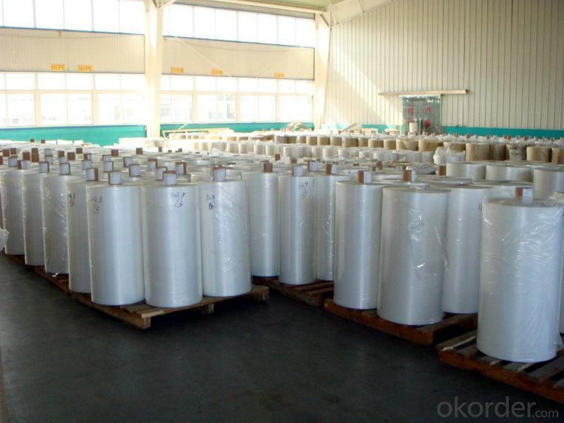 PE Pallet Wrap Strech Film for Pallet Machine