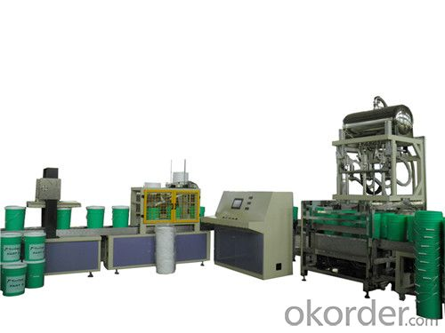 CNBM Automatic Liquid Filling Production Line