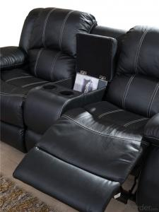 Leather Recliner Sofa with Environmental Material