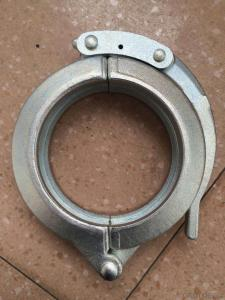 Concrete Pump Clamp DN80 3-1/4