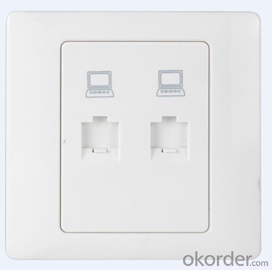 Electric Equipment  Telecommunication Sockets DG-C016202