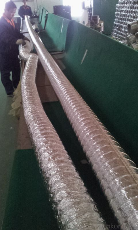 Flexible Ductings Flexible Hoses Aluminium Flexible Duct Factories