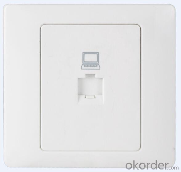 Electric Equipment Telecommunication Sockets DG-C016401