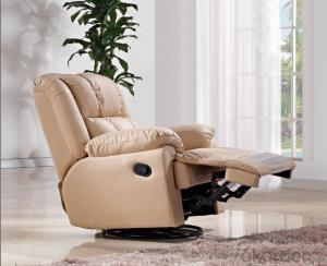 Recliner Sofa with Chinese Genuine Leather