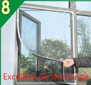 DIY Magnetic Window Easy Installation