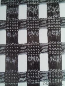 Polyester Geogrids Uniaxial & Biaxial Warp-knitting