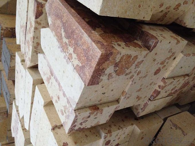 Refractory Silica Brick for Glass Furnace G-95B