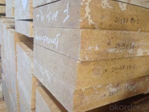Refractory Silica Brick for Hot-Blast Stoves S-94