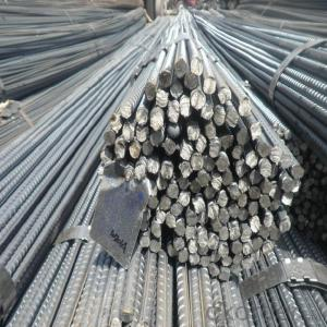Steel Rebar Size for Construction