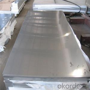 304 Stainless Steel Sheet with 2B finish