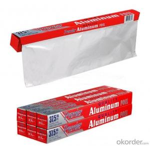 Kitchen Use Aluminum Foil for Baking and Catering