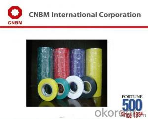 Colorful Rubber Adhesive PVC Adhesive Tape Made in China