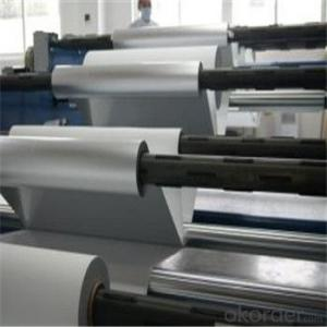 Aluminum Foil Composite Cryogenic Adiabatic Paper Made in China