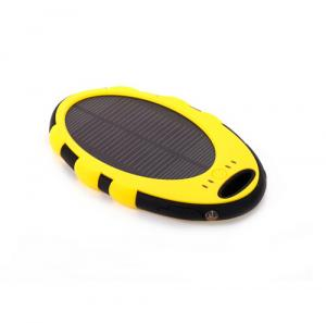 Portable Solar Charger Mobile Phone Solar Power Bank 5000mah