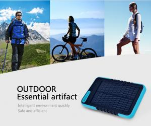 Solar Power Bank 30000mah Power Bank 30000mah for Mobile Phone