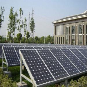 High Efficiency Poly/Mono Solar Panel 200-300W ICE-10