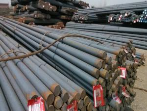 Hot Rolled Carbon Steel Round Bar AISI1020