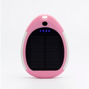 3000mAh Sport Design Portable Solar Power Bank