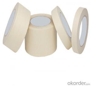 Masking Tape / Crepe Paper Tape / Car Painting Masking Tape