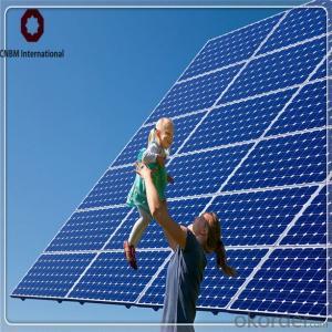 PV Solar Panels 300W High Efficiency Poly