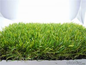 30mm Artificial Turf Residential Landscaping UV Test