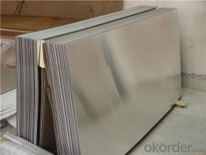 Aluminum Sheet 1000 3000 5000 Series Cast Rolled Hot Rolled Mill Finish