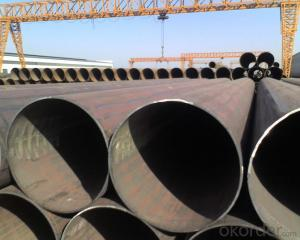 Oil Water Gas Transport   Welded Oil Steel Pipe