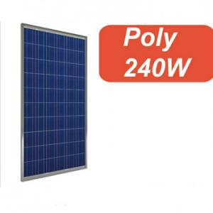 Solar Panel 240W Polycrystalline Solar Module
