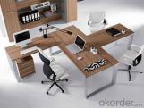 Cubículo para Centro de Llamada Terminal de Trabajo Moderno para Oficina