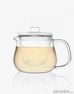 Glass Water /Juce Jug Beer Pot /Plastic lid Hot Sale