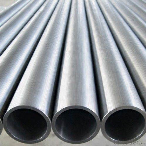 Welded ERW Steel Pipe ASTM A500 Water Oil Gas Pipe