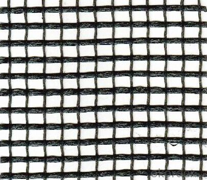 Fiberglass Geogrid with Self-adhesive Bitumen Coated