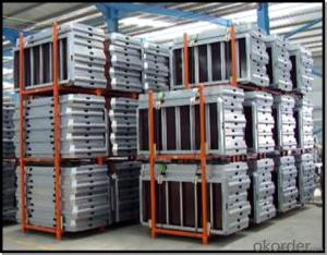 Whole Aluminum Formwork System For A Large Area Slab Formwork System