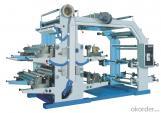 Paper Bag Making Machine With Flexo Printing Machine