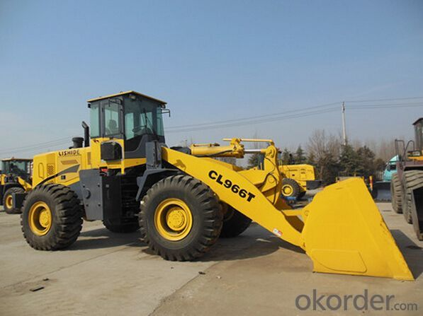 Wheel Loader 5 Tons 956 Brand New for Sale