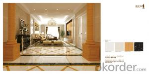 Full Polished Glazed Porcelain Tile CMAX-WT6B365