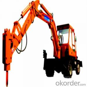 Hydraulic Breaker for 20 Tons Excavator from China High Quality