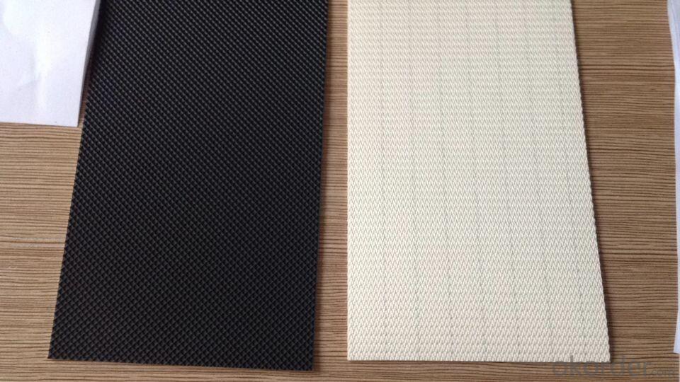 Diamond/Golf Surface PVC Treadmill Conveyor Belt Fitness Belt