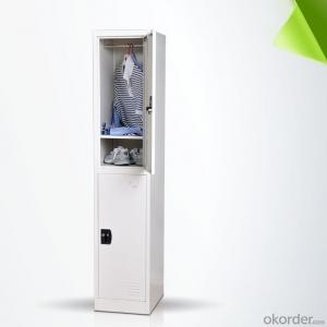 Two Door Steel Locker Steel Cabinet furniture
