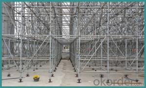 Plastic Scaffold System Formwork System Formwork with price