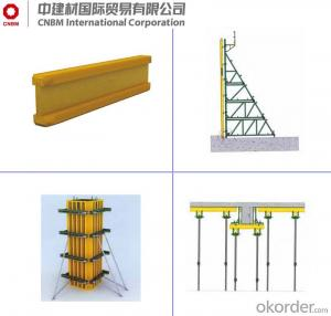 Plastic Scaffold System Formwork Steel Props low price