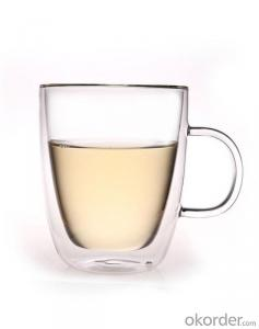 Drinking Glass Cup for Water and Juice