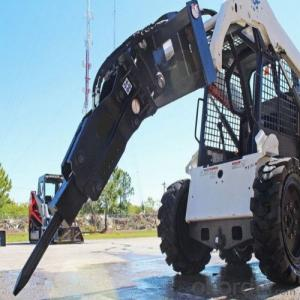 Excavator Mounted Hydraulic Breaker for Mining