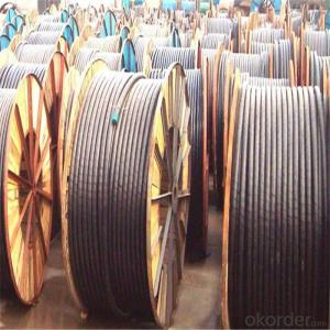 Solid Stranded Copper Wire Housing Electrical Cable