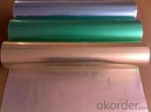 Colored Foil Rolls of Hairdressing Aluminium